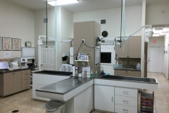 This is our treatment area.